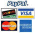 Pay Pal logo used to show that you can use PayPal to pay for the Steady Swing golf swing training aid.